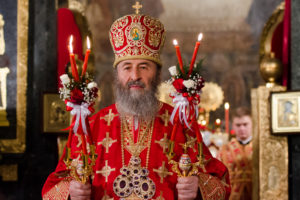 Митрополит Київський і всієї України Предстоятель Української Православної Церкви